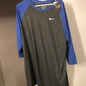 Men's baseball tee- brand new with tags